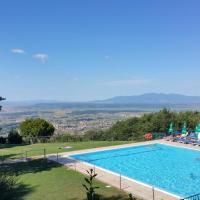Camping Barco Reale, hotell i Lamporecchio
