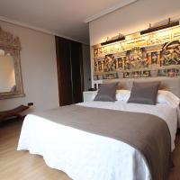 Hotel Eurowest, отель в городе Саламанка