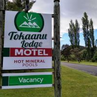 Tokaanu Lodge Motel