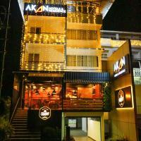 Akan Hotels&Residence, hotel in Vythiri