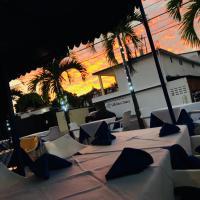 Hotel Restaurante Thomas, hotel in Boca Chica