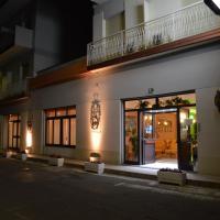 Hotel Virgilio, hotell i Tropea