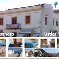 UsticaTour Apartments and Villas, hotell i Ustica