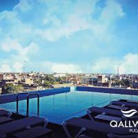 Qallwa Pucallpa, hotel in Pucallpa