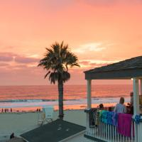 The Beach Cottages, hotel in Pacific Beach, San Diego