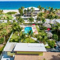 Oceans Beach Resort & Suites, hotel in Pompano Beach
