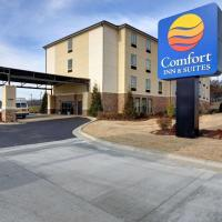 Comfort Inn & Suites Fort Smith I-540, hotel in Fort Smith