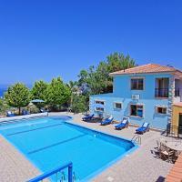 Marilena Sunset Villa 2, viešbutis mieste Ayia Marina