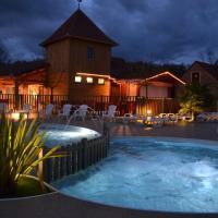 Camping Padimadour, Hotel in Rocamadour