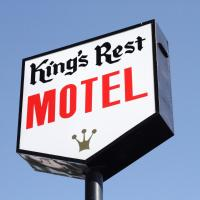 King's Rest Motel, hotel in Gilroy
