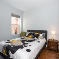 Steps to Convention Center, Downtown DC, and Metro Station: Private and Comfortable Bedroom/Bathroom