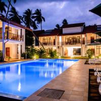 Green Parrot Beach Resort, hotel in Tangalle