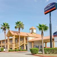 Howard Johnson by Wyndham Galveston, hotel en Galveston