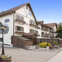 Howard Johnson by Wyndham Leavenworth, hotel in Leavenworth
