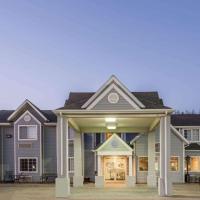 Boarders Inn & Suites by Cobblestone Hotels - Brush, hotel in Brush