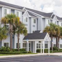 Microtel Inn & Suites by Wyndham Spring Hill/Weeki Wachee, hotel in Weeki Wachee