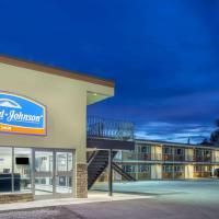 Howard Johnson Inn by Wyndham Kingston, hotel in Kingston
