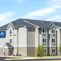Microtel Inn & Suites by Wyndham Dickinson, hotel v destinaci Dickinson