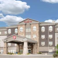Ramada by Wyndham Olds, hotel in Olds