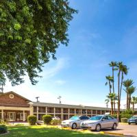 Howard Johnson by Wyndham Scottsdale Old Town, Hotel in Scottsdale