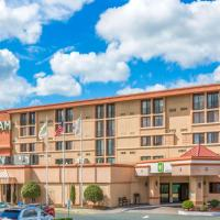 Wyndham Garden Hotel Newark Airport, hotel near Newark Liberty International Airport - EWR, Newark