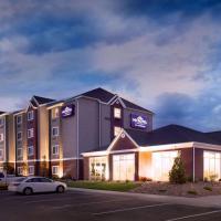 Microtel Inn & Suites by Wyndham Vernal/Naples, hotel in Vernal