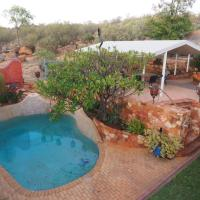 Wilmots on Dixon, hotel em Alice Springs