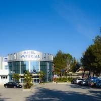Imperial Hotel IH, hotel in Elbasan