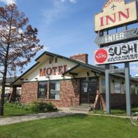 Airport Inn - Dawson Creek, hotel em Dawson Creek