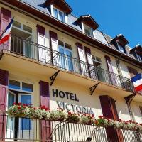 Hotel Victoria, hotel in Saint-Pierre-de-Chartreuse