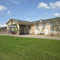 Super 8 by Wyndham Dawson Creek, hotel em Dawson Creek