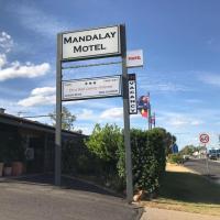 Mandalay Motel, hotel in Roma