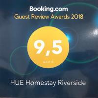 Hue Homestay Riverside, hotel in Thôn An Hòa
