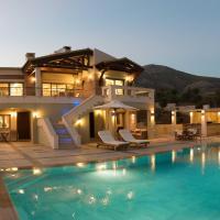 Aegean Island Villa, Breathtaking View