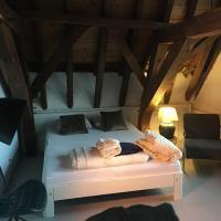Canalhouse Gouda, hotel in Gouda