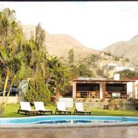 Casa de Campo Moval, hotel in Cieneguilla