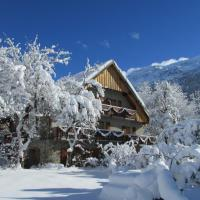 Chalet Solneige, hotel in Vaujany
