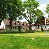 Rodinný hotel Pod Bílou skálou, hotel v destinaci Křížánky