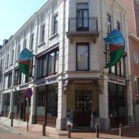 Hotel Tropicana, hotel in Blankenberge