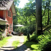 Altes Forsthaus Garzau, hotel i Garzau