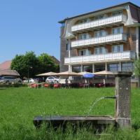 Hotel Restaurant Sternen, hotel in Guggisberg