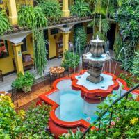 Posada San Vicente by AHS, hotel in Antigua Guatemala