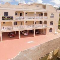 Calliandras Apartment Complex, hotel in Kingstown