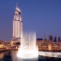 Address Downtown, hotel in Downtown Dubai, Dubai