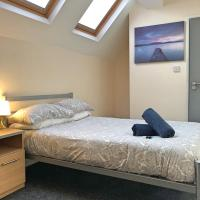Harley Rooms - Private double rooms with shower