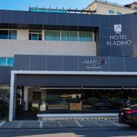 Hotel Aladino, hotel en Santo Domingo