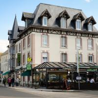 Hotel De Normandie, hotel in Arromanches-les-Bains