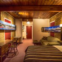 Wheelhouse Motel, отель в городе Луненберг