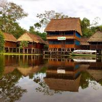 Yaku Amazon Lodge & Expeditions, hotel in Paraíso