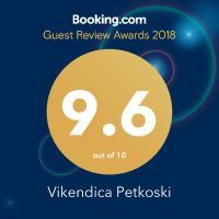 Vikendica Petkoski, hotel em Ohrid